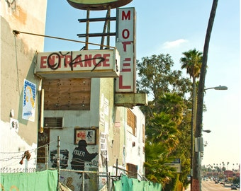 Sunset Pacific Motel - Los Angeles, CA  2012
