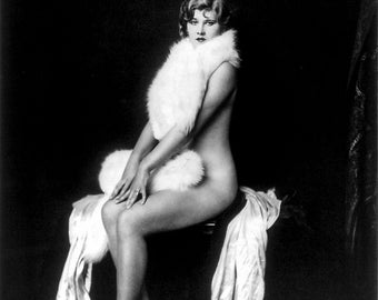 Alfred Cheney Johnston Photo, Ziegfeld Girl Frieda Mierse, 1920-30s