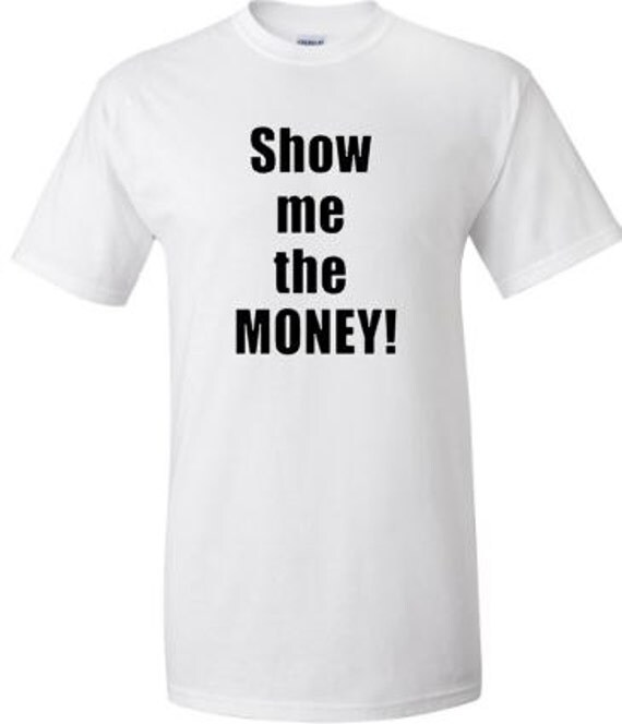 Show Me The Money Jerry Maguire Movie Funny By