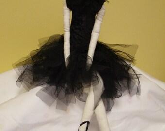 Doll tilda - dancer.