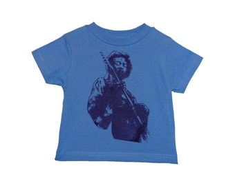Jimmy Hendrix T-shirt  children rocker