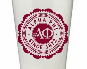 Alpha Phi Old Style Classic Giant Plastic Cup