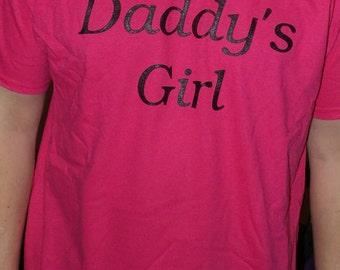 Daddy's Girl Fetish T-shirt