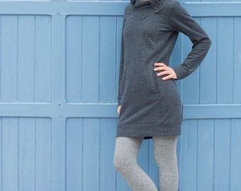 Jasper Sweater/Dress - PDF sewing pattern