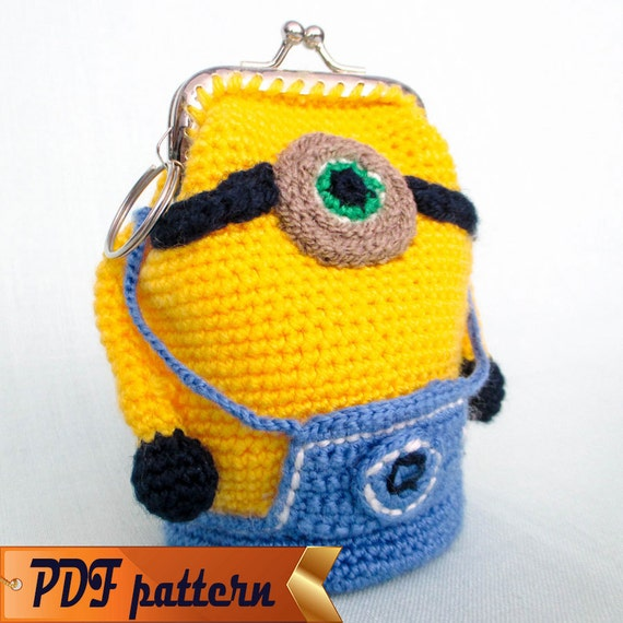 Easy Crochet Purse Patterns For Beginners : ... Crochet Purse Pattern Easy Crochet Amigurumi Patterns For Beginners