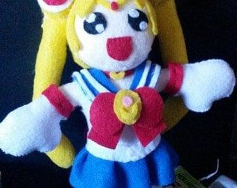 Sailor Moon plush