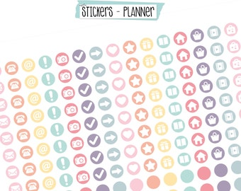Scrapdelight Planner Stickers - Planner