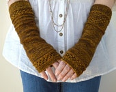 On the Other Hand Mitts Knitting Pattern PDF