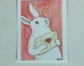 Love Letter - ACEO Sized Archival Print