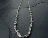 Sterling Silver Vertebrae Chain