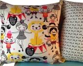 Circus Pillow