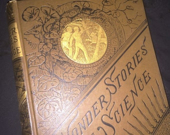1885 Wonder Stories of Science