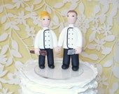 Chef Cake Toppers