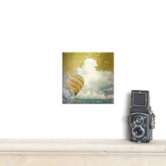 canvas wrap, canvas art, Canvas Gallery Wrap, Landscape photography, Travel decor, modern decor, hot air balloon, custom print, canvas