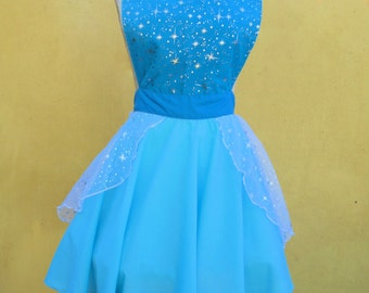 ELSA   apron for women full apron for dress up or baking