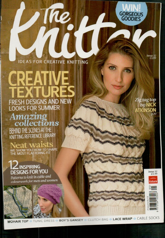 The Knitter Knitting Magazine Issue 32 May 2011