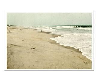 Beach Photography Retro Art Coastal Pictures Assateague National Seashore