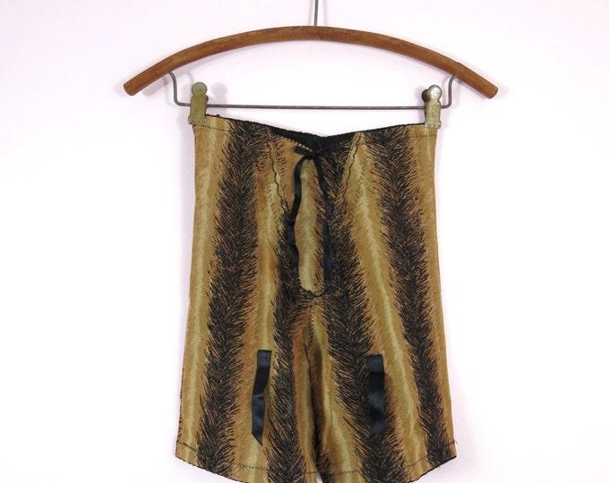 Vintage Girdle - 1960s Formfit Rogers Girdle Panties with Garters XS -60s lingerie vintage panties vintage garters