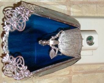Decorative Stained Glass Night Light V-960