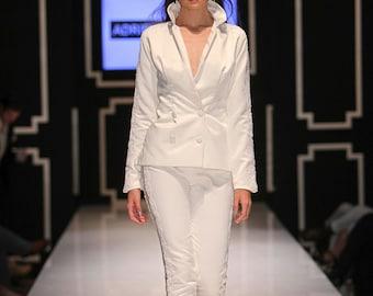 Kaylee Bridal Pant Suit