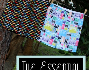 PDF Sewing Pattern: The Essential Boxer Shorts (Instant Download)