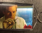 DEXTER Trading Card Large Photo Keychain - Michael C. Hall as Dexter Morgan