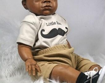AA/Ethnic Reborn Baby Boy NIKOLAS