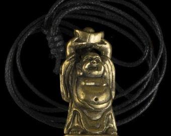 Tribal jewellery, Buddha pendant, Brass pendant, Charm pendant, Ethnic pendant, Tribal pendant, Buddha, yoga jewellery. tribu.