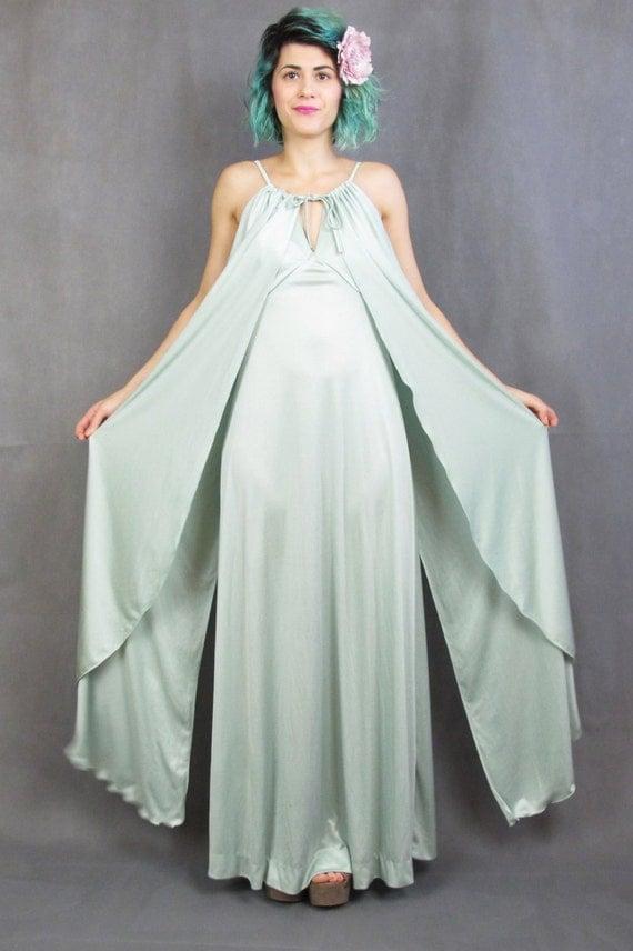 Mint green cocktail dresses