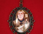 The Log Lady Necklace