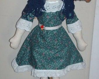 Cloth Doll - Rag Doll