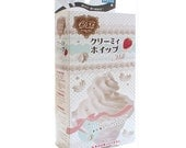 Padico Creamy Whip Milk kit 120g White Creamy Whip Clay from Japan - Fake cake accessories 404102