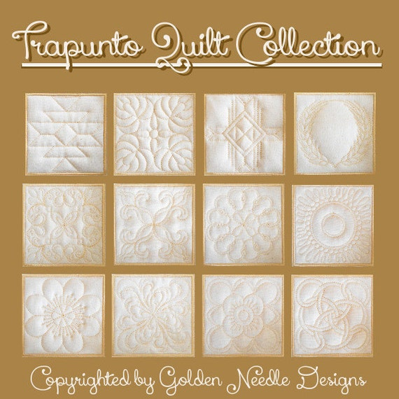 quilting designs for machine embroidery