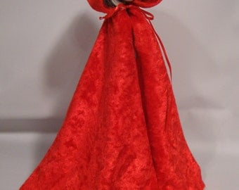 Red Cape Fashion Designed for Your Monster High Doll