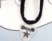 DreaM Choker - DreaM Guitar Pick Choker - Necklace
