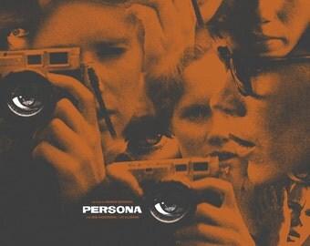 Persona alternative movie poster