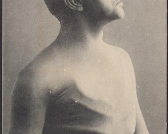 Anatema, Vasily Ivanovich Kachalov, Moscow Art Theater, 1909