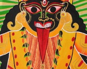 Kali Ma Fine Art Print