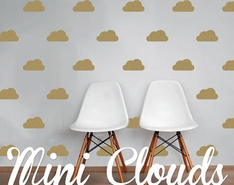 Tiny Fluffy Clouds Wall Decal - WAL-GEO2