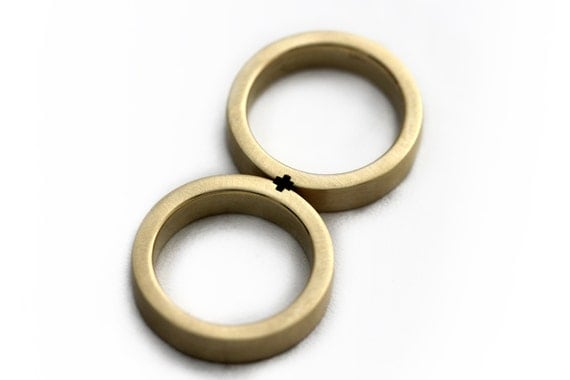 like this item - Personalized Wedding Rings
