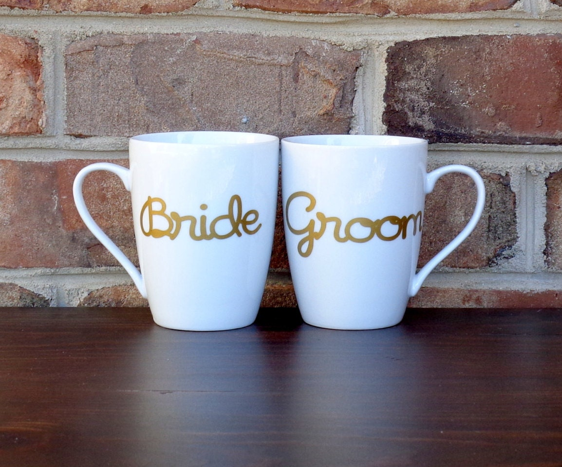 Wedding Gifts For Groom And Bride : Bride and Groom gift unique wedding gifts for by PeabodyandCo