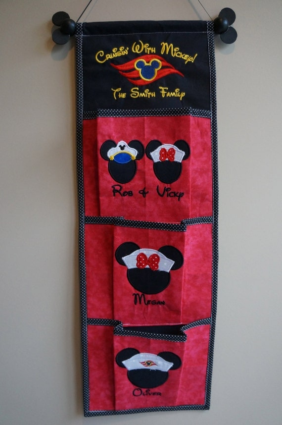 3 pocket fish extender for your disney cruise pick by for Disney fish names