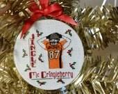 Jingle McCringleberry Ornament - Instant Pattern