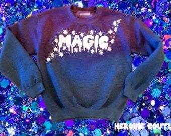 Custom Colors Magic Dipdye Sweatshirt