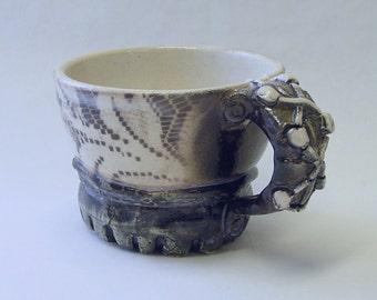 Lacy Platform Lug Sole Mug