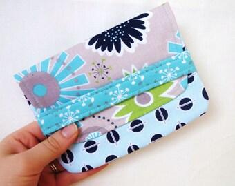 Wallet, Women's Wallet, Handmade Wallet, Coupon Organizer, Coupon Wallet