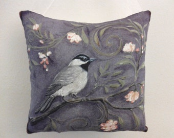 Country Style, Bird, Door Hanger, Pillow, Home Decor