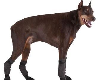 DOBERMAN PINSCHER Dog Booties, Dog Winter Boots, Dog Accessories