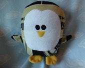 Plush Pittsburgh Penguins Penguin Pillow Pal, Baby Safe, Machine Wash and Dry