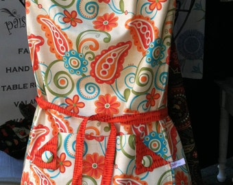 Hostess Gift apron, Mothers Day Gift!